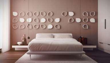تزیین اتاق خواب با وسایل ساده و بلا استفاده