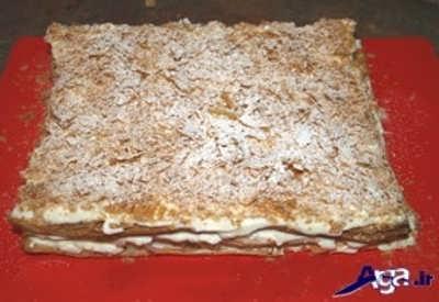 طرز تهیه شیرینی ناپلئونی خوشمزه و پرطرفدار