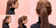 آموزش بستن مو در خانه با روش های جالب