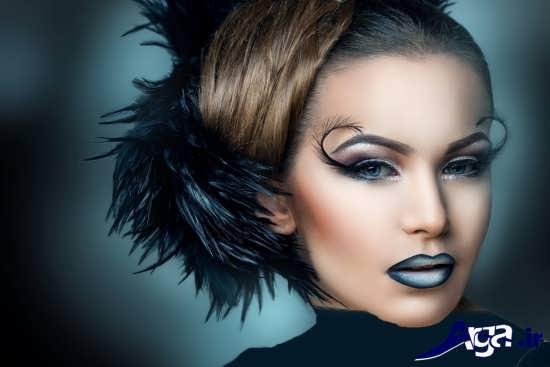 مدل آرایش های مجلسی زنانه