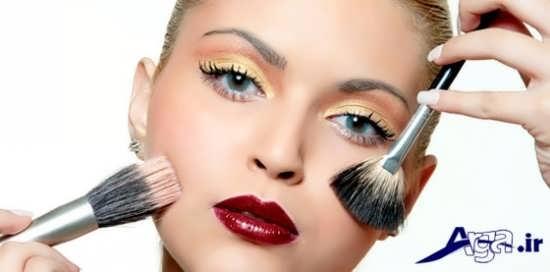 زیباترین و جدیدترین مدل های آرایش مجلسی