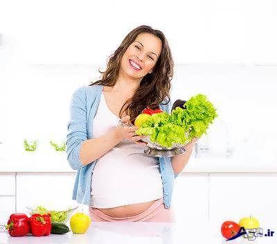 سه ماه اول بارداری و تغذیه این دوران