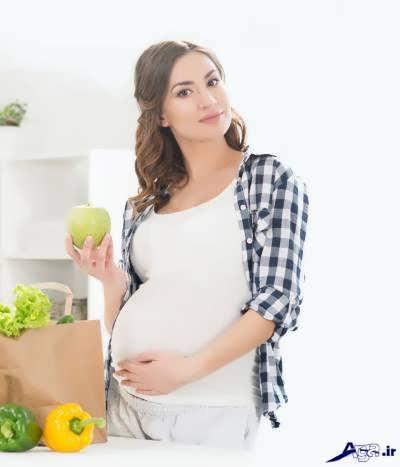 تغذیه سه ماه اول بارداری برای مادر