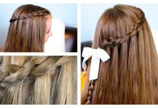 مدل موی دخترانه برای عروسی با شینیون های جدید