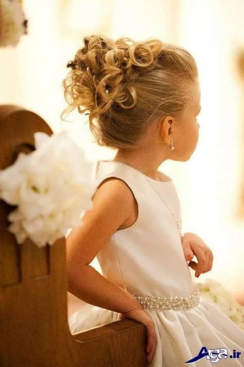 مدل موی دخترانه برای عروسی با آرایش موهای زیبا و متفاوت