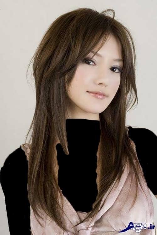 انواع رنگ موهای دخترانه