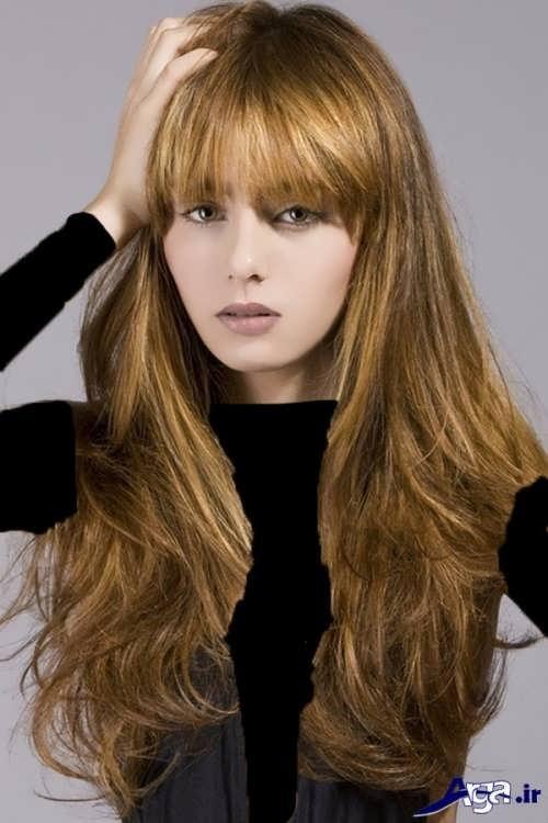معرفی جدیدترین رنگ موهای دخترانه