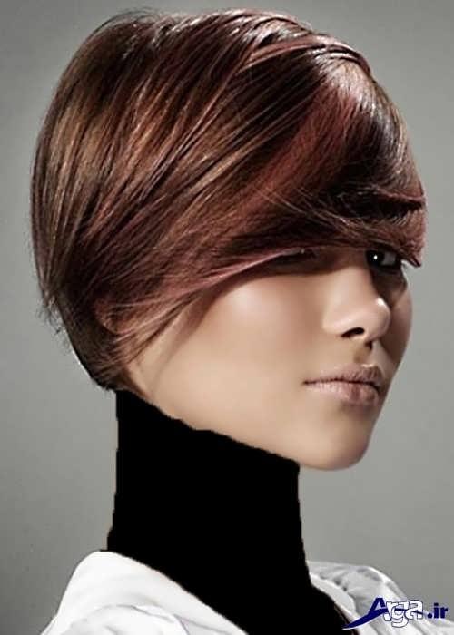 مدل مو و رنگ مو دخترانه
