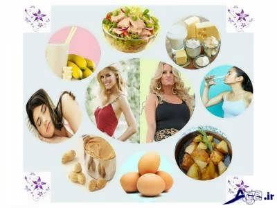 با این مواد غذایی چگونه چاق شویم