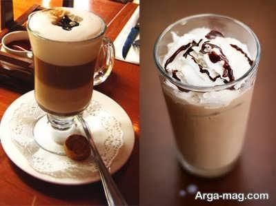 دستور ساخت قهوه موکا