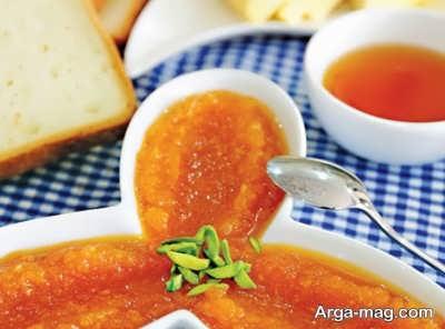 روش ساخت مارمالاد سیب و هویج
