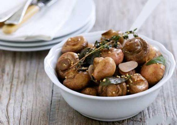طرز تهیه ترشی قارچ به همراه نکات طلایی