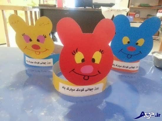 کاردستی زیبا برای کودکان