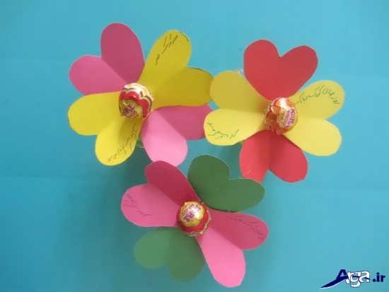 کاردستی هیا خلاقانه برای روز کودک
