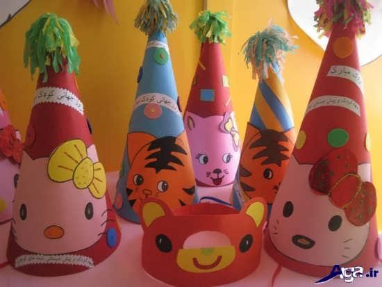 کاردتسی های زیبا و متنوع برای کودکان