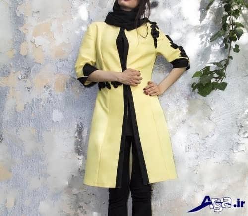 مدل مانتو ایرانی کوتاه
