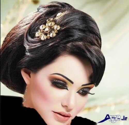 مدل آرایش لبنانی