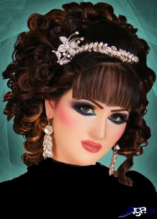 مدل های زیبا و متنوع آرایش های لبنانی