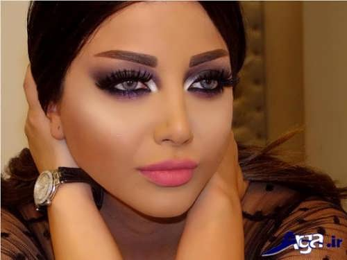 آرایش های لبنانی زنانه دخترانه