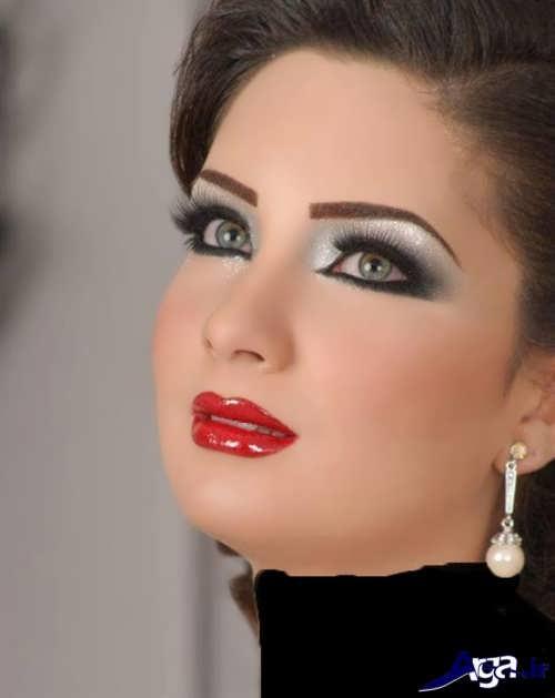 مدل میکاپ لبنانی عروس