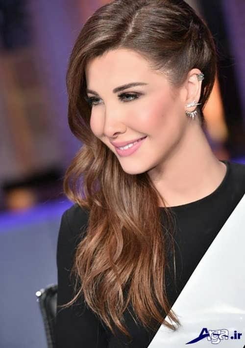 مدل آرایش ملایم به سبک لبنانی