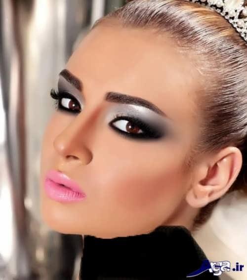 مدل آرایش های زیبا لبنانی عروس