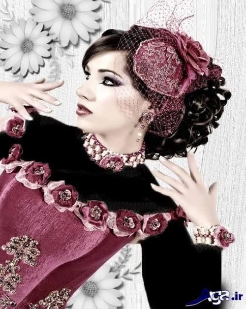 مدل های آرایش زنانه لبنانی