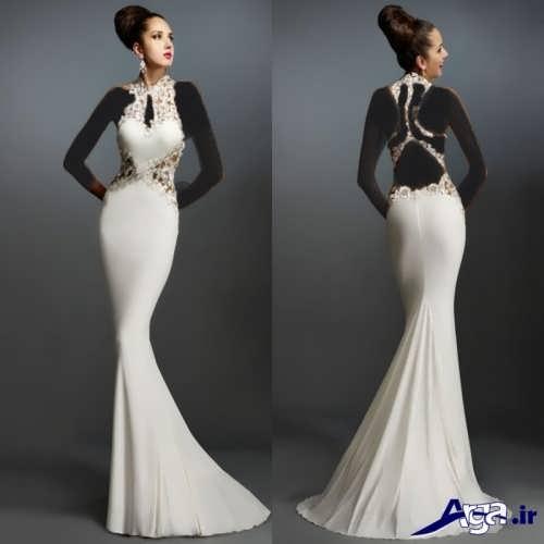 مدل های زیبا و متفاوت لباس مجلسی بلند