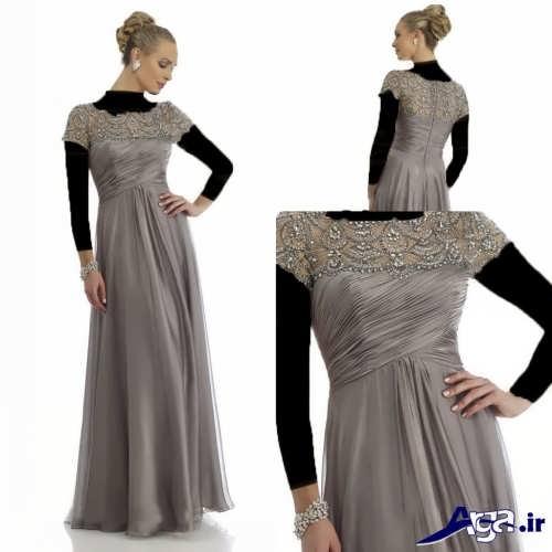 انواع مدل های شیک و جذاب لباس مجلسی