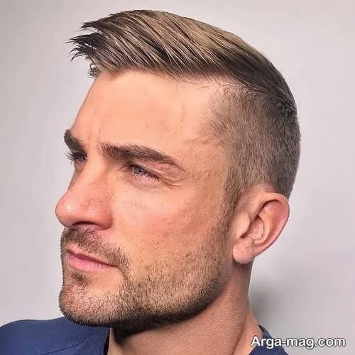 مدل مو کوتاه مردانه جالب