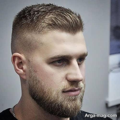 مدل مو کوتاه مردانه قشنگ