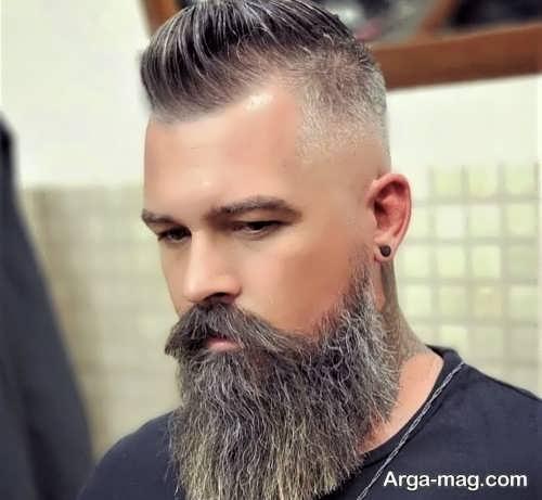 جذاب ترین مدل مو برای موهای کم پشت مردانه