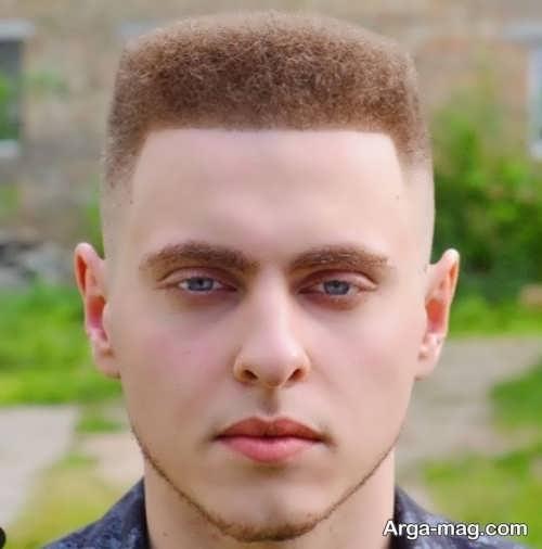 مدل مو کوتاه مردانه مد روز