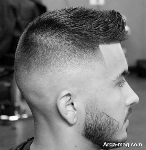مدل مو کوتاه مردانه دیدنی