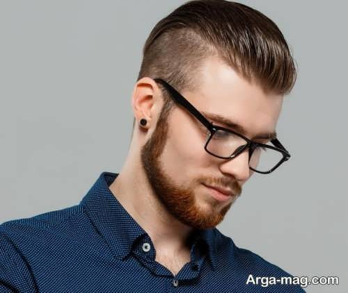 بهترین مدل مو برای موهای کم پشت مردانه
