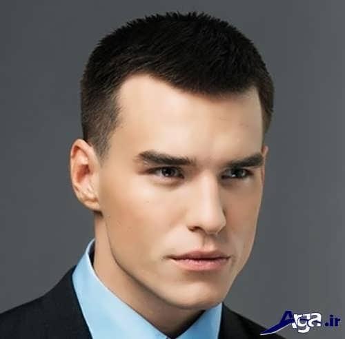 مدل مو مردانه برای موهای کم پشت
