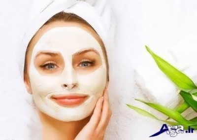 ماسک شیر برای پوست های مختلف