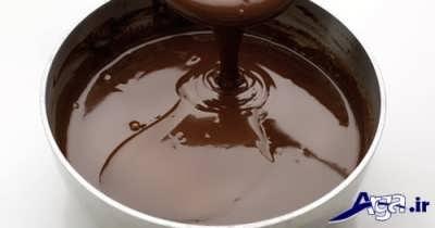 سس شکلاتی