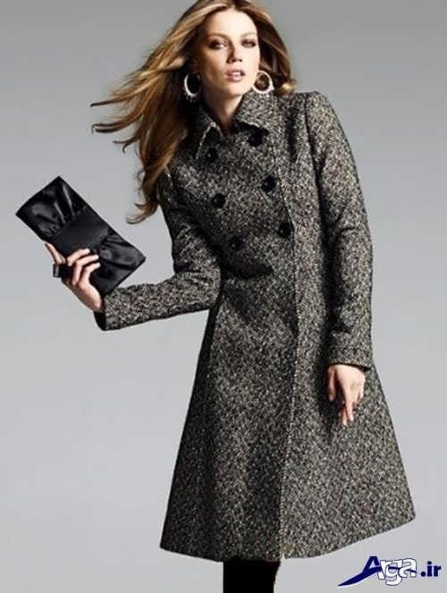 مدل پالتو بلند دخترانه
