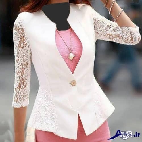 مدل کت زنانه گیپور