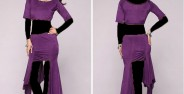 مدل تاپ و دامن مجلسی زنانه و دخترانه