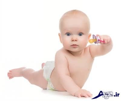 پستانک برای نوزادان دارای چه معایب و مزایایی است؟