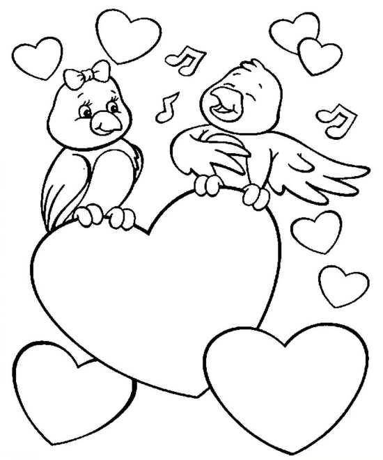 نقاشی های پرنده برای کودکان