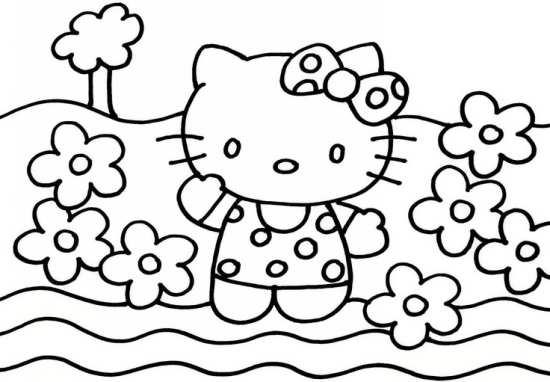 نقاشی شخصیت های کارتونی مختلف برای کودکان دختر