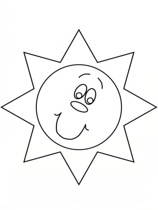 نقاشی های زیبا و متنوع خورشید