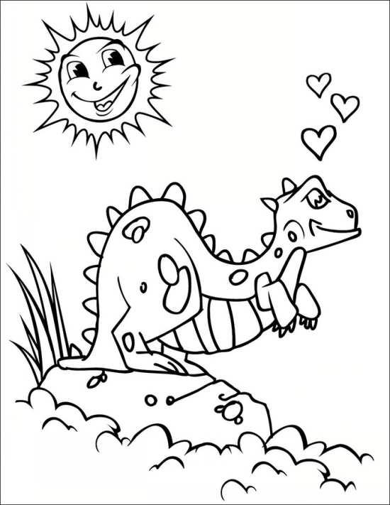 نقاشی های زیبا و فانتزی خورشید