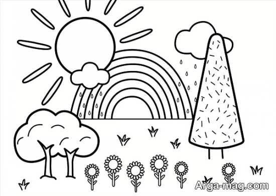 انواع طراحی خورشید