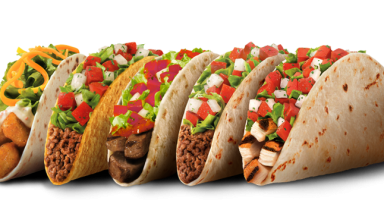 طرز تهیه تاکو مکزیکی در منزل