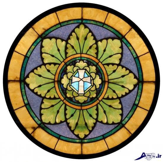 طرح برای نقاشی روی شیشه