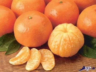خواص درمانی نارنگی